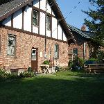 The Tudor Rose Bed and Breakfast