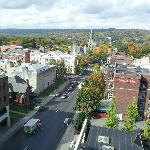  Downtown Ithaca (From Room 724)