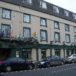  A centrally placed hotel within Dungarvan