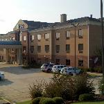 Foto van Holiday Inn Express Clanton