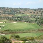 18th hole faldo course