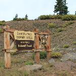 Guanella Pass sign