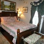 Foto van White House Inn Bed and Breakfast