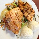 Salmon Shio Yaki (only $7.95)