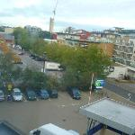  Hotel Carpark - View from Room
