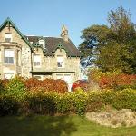  Craigroyston House on a gorgeous sunny autumn day