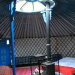 Meon Springs Yurt Village Foto