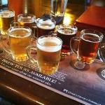  Beer sampler