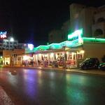 The bright lights of Angelu's