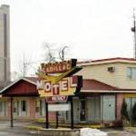 Foto van Cadillac Motel Near the Falls