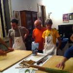 The Making Of The Pasta