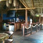 Bar at Blue Shrimp