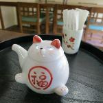 Adorable soy sauce container :D