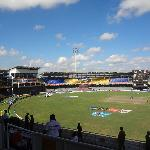 View from Grand Stand