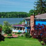 Foto de Whispering Pines Bed and Breakfast