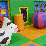 Raze the Roof children's indoor soft play & laser tag, Cornwall