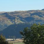 views of National Wallace Monument