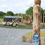 The Wild Zone and Discover Centre for family fun and school visits