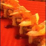 The Rising Sun Roll -- Our Group Favorite!