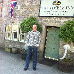 Timble Inn Entrance