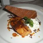 Panfried Pineapple with caramel