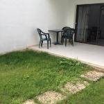 rundown apartment with overgrown grass!!