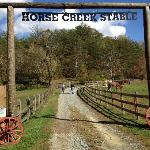 Horse Creek Stable Bed and Breakfastの写真