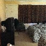 The overall view of the room. Sorry, it's a bit grainy.