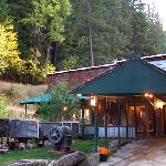  A warm and welcome spot for the traveler in Wallace, idaho