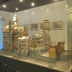  Model of the castle