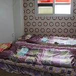 2 beds on floor, japanesse stlyle, quaite comfy