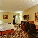 Waycross Hotel Room