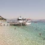  Kassiopi boat trip, stunning!