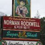 ‪Norman Rockwell Exhibition‬