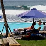 Photo de Komune Resort, Keramas Beach Bali