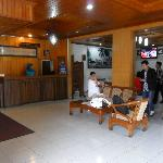  Lobby at Ambun Suri Hotel, Bukittinggi, Indonesia