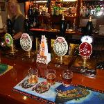 Good Local Ales on tap