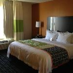 Fairfield Inn & Suites Cedar Rapids照片