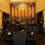 Lobby Bar Four Seasons Baku