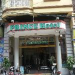  font of prince1hotel