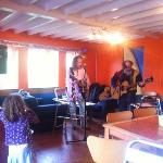 Sunday open mic at the yha