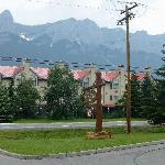 Canmore Rocky Mountain Inn Foto