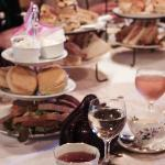 Afternoon teas at The Old Dairy tearoom