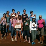 Group tour to Koke'e