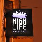  High Life Hostel - outside