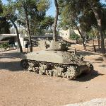 Ammunition Hill Memorial and Museum (Givat Ha-Tachmoshet)