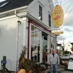 Mabou's Red Shoe Pub