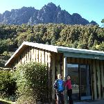  Our cottage and Mt Roland