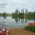 The Lake from Floriade