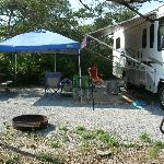 Henderson Beach State Park Campgroundの写真